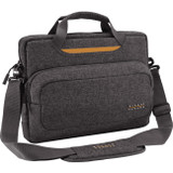 """Higher Ground Flak Jacket Plus 3.0 Carrying Case for 14"""" Notebook - Gray"""