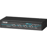 Black Box ServSwitch DT Basic II, 4-Port