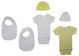 Newborn Baby 6 Piece  Set