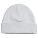 White Baby Cap
