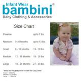 Infant Long Sleeve Onezies And Pants - BLTCS_0380NB