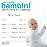 Infant Boys Long Sleeve Onezies And Pants - BLTCS_0389L