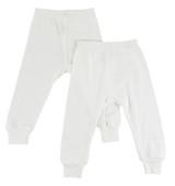 White Long Pants - 2 Pack - BLTCS_0535S