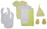 Newborn Baby 7 Piece  Set