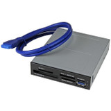 StarTech.com USB 3.0 Internal Multi-Card Reader with UHS-II Support - SD/Micro SD/MS/CF Memory Card Reader