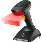 Adesso NuScan 2500TU Spill Resistant Antimicrobial 2D Barcode Scanner - ETS5463806