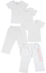 Infant T-shirts And Track Sweatpants - BLTCS_0449S