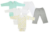 Infant Boys Long Sleeve Onezies And Track Sweatpants - BLTCS_0466S