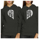 She Got It From Me Dark Grey Matching Hoodies Unique Moms Gifts