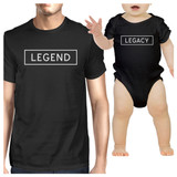 Legend Legacy Unique Design Funny Fathers Day Gift Idea For New Dad