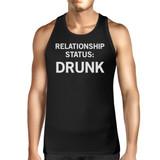Relationship Status Humorous Design Mens Tank Top Gift Idea For Him