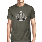 Best Dad In The World Mens Vintage Style Shirt Unique Gifts For Dad
