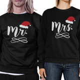 Mr And Mrs Christmas Couple Sweatshirts Holiday Gifts For Couples