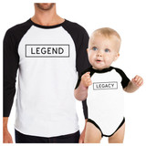 Legend Legacy Funny Family Baseball Tee Unique Gift Ideas For Him