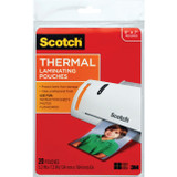 Scotch Thermal Laminating Pouches - ETS4770878