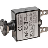 Blue Sea 7050 3A Push Button Thermal with Quick Connect Terminals