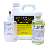 BoatLIFE Git Rot Kit - Quart