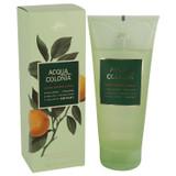 4711 Acqua Colonia Blood Orange & Basil by Maurer & Wirtz Shower Gel 6.8 oz for Women
