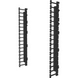 Legrand Vertical Cable Management Kit for 26RU Swing-Out Wall-Mount Cabinet