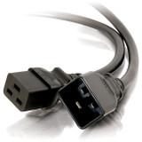 C2G 10ft 14 AWG 250 Volt Power Extension Cord (IEC320C20 to IEC320C19)