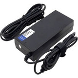AddOn HP 710412-001 Compatible 65W 19V at 3.33A Laptop Power Adapter and Cable