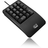 Adesso AKB-618- Antimicrobial Waterproof Numeric Keypad with Wrist Rest Support