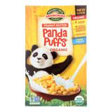 Envirokidz - Organic Panda Puffs - Peanut Butter - Case Of 12 - 10.6 Oz.