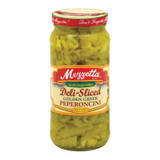 Mezzetta Deli Sliced Golden Greek Pepperoncini - Case Of 6 - 16 Fl Oz.