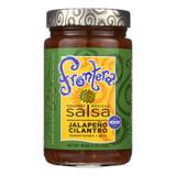 Frontera Foods Jalape?o Cilantro Salsa - Jalape?o - Case Of 6 - 16 Oz.