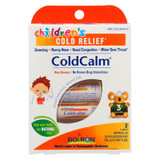 Boiron - Children's Cold Calm Pellets - 2 Doses