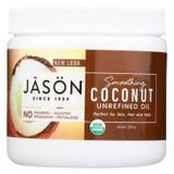 Jason Natural Products Coconut Oil - Organic - Virgin - 15 Fl Oz