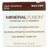 Mineral Fusion - Eye Shadow Trio - Sultry - 0.1 Oz.