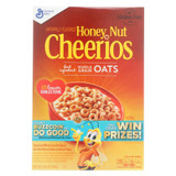 General Mills - Cereal Cheerios Honey Nut - Case Of 12-10.8 Oz