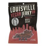 Louisville Vegan Jerky Jerky - Vegan - Maple Bacon - Case Of 10 - 3 Oz