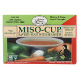 Edward And Sons Seaweed Miso - Cup - Case Of 12 - 2.5 Oz.