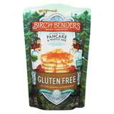 Birch Benders Pancake And Waffle Mix - Gluten Free - Case Of 6 - 14 Oz.