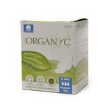 Organyc - Pads Ctn Mdrt Flw W/wng - 1 Each - 10 Ct