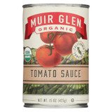 Muir Glen Tomato Sauce - Tomato - Case Of 12 - 15 Oz.