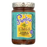 Frontera Foods Double Roasted Tomato Salsa - Tomato Salsa - Case Of 6 - 16 Oz.