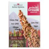 Andean Dream Gluten Free Organic Fusilli Quinoa Pasta - Case Of 12 - 8 Oz.