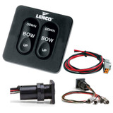 Lenco Standard Integrated Tactile Switch Kit w/Pigtail f/Single Actuator Systems