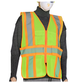 GLOW SHIELD Class 2 - Safety Vest (Expandable Side Panels) - IES31847787626595
