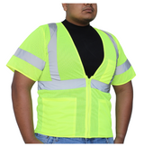 GLOW SHIELD Class 3 - Vest With Sleeves (Multi-Pockets)