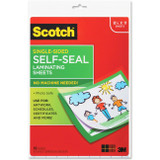 Scotch Self-Seal Laminating Pouches - ETS4770800