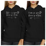 She Is Gorgeous Black Couple Matching Hoodies Funny Gifts For Moms