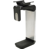 Humanscale Cpu Holder In In Brushed Aluminium Or Black