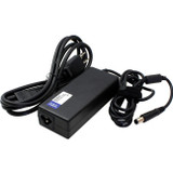 AddOn Dell 332-1833 Compatible 90W 19.5V at 4.62A Laptop Power Adapter and Cable
