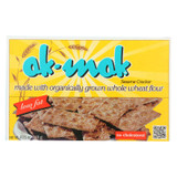 Ak Mak Bakeries - Armenian Bread - Sesame Crackers - Case Of 12 - 4.15 Oz.