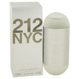 212 by Carolina Herrera Eau De Toilette Spray (New Packaging) for Women