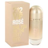 212 VIP Rose by Carolina Herrera Eau De Parfum Spray 2.7 oz for Women